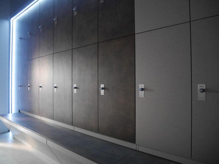 Kleiderschranke mit LED