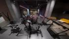 Harder Möbel für den Fitnessclub 2