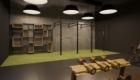 Harder Möbel für den Fitnessclub 4
