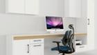 Möbel für ein medizinisches Kabinett