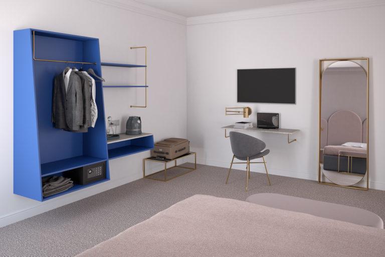 Hotelzimmermöbel